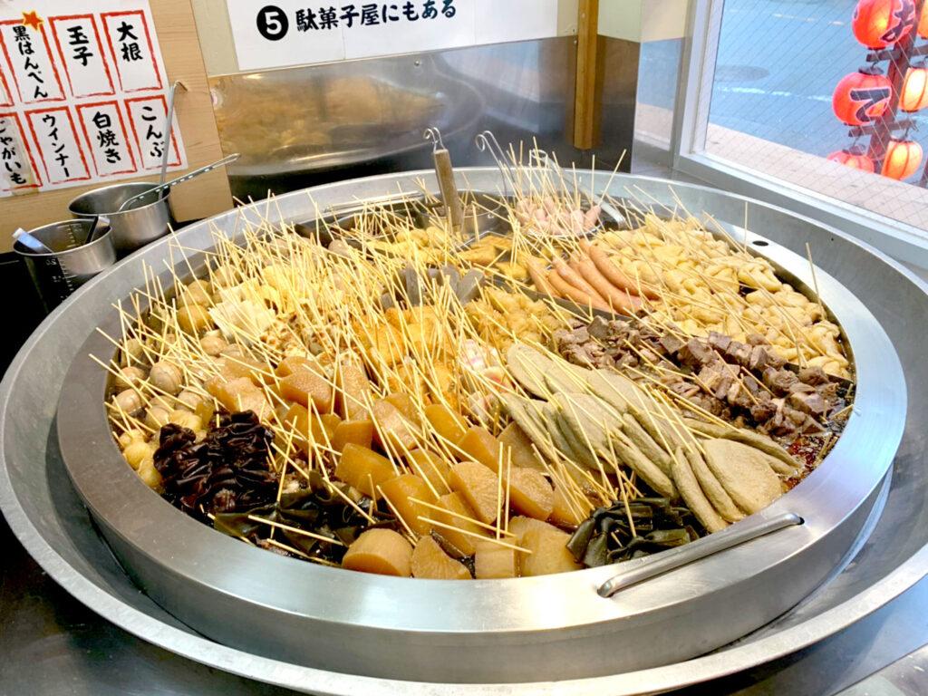 静岡おでんのスープ・だしつゆ レシピや食べ方をご紹介